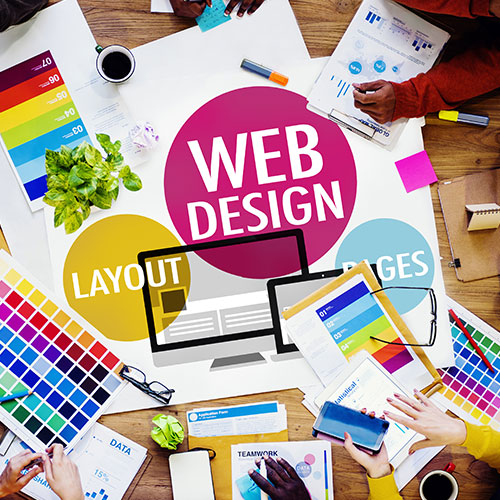 Web Design & Development Shrewsbury
